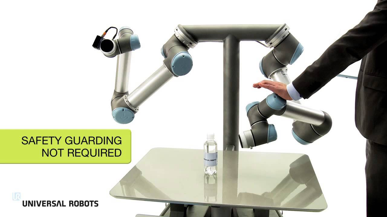 Universal Robots Has Reinvented Industrial Robotics With