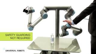 Universal Robots has reinvented industrial robotics