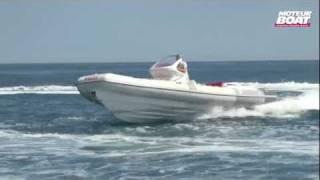 PIRELLI PZERO 880 SPORT - Essai moteurboat.com