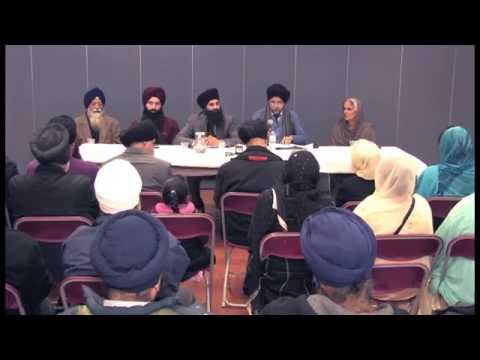 Guljar Singh exposing Panjab Radio's Anti-Sikh Activities