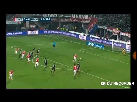 Goal Teun Koopmeiners Az Alkmaar -2 Vs Emmen -0