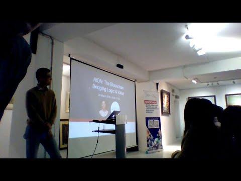 Aion - Shanghai (CoderBunker) Meetup