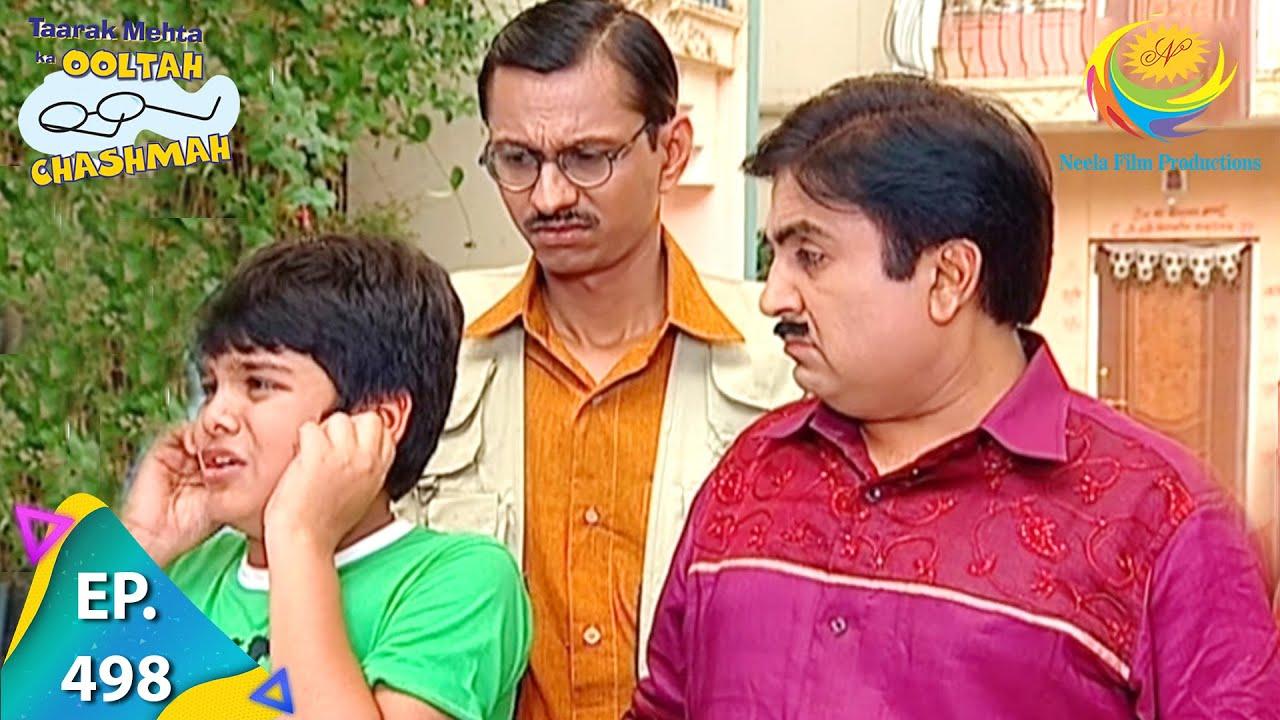 Download Taarak Mehta Ka Ooltah Chashmah - Episode 498 - Full Episode
