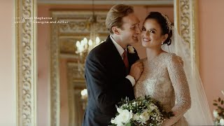 Georgina Wilson and Arthur Burnand: Wedding Highlights