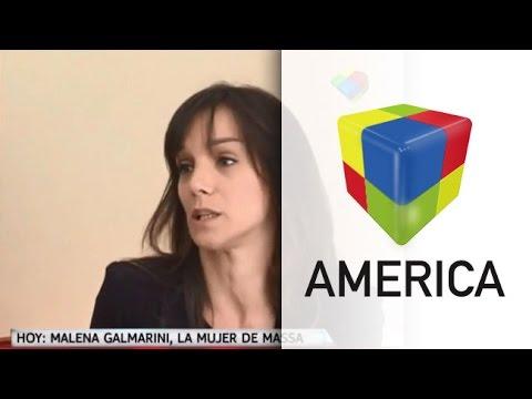 Malena Galmarini, la intimidad de la esposa de uno de los candidatos