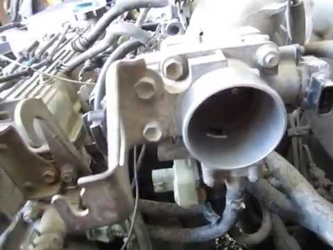 Дроссельная заслонка 7A-FE, 4A-FE. ЧАСТЬ 1 / The Throttle Valve 7A-FE, 4A-FE. Part 1 / Toyota