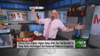 Cramer: The Fed pleased investors, but there's 'no escaping' the wrath of this White House