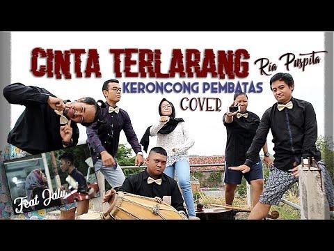 CINTA TERLARANG (Ria Puspita) - Keroncong Pembatas Cover