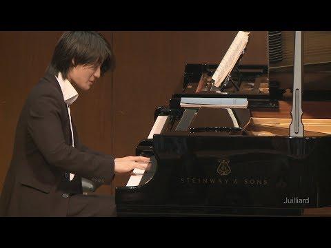 Shengliang Zhang: Schumann Fantasie in C Major, Op. 17 | Juilliard Murray Perahia Piano Master Class