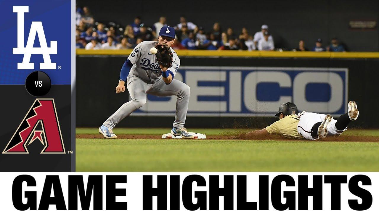 Download Dodgers vs. D-backs Game Highlights (6/18/21)   MLB Highlights
