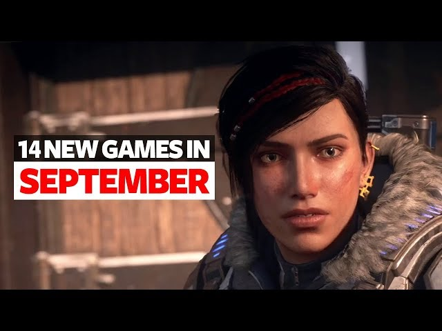 14 Awesome Games Releasing In SEPTEMBER 2019 - (PC/PS4/Xbox SEPTEMBER New Games 2019)