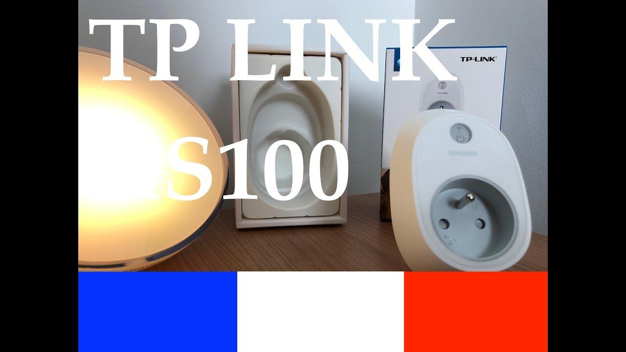 profiter du prix de liquidation acheter grande remise de 2019 TP link hs100 : Installation sur Google Home / Amazon Echo en français