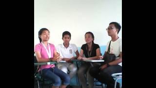 Gambar cover Sa Iyong Mga Yapak- PLMun Chorale (Quartet)