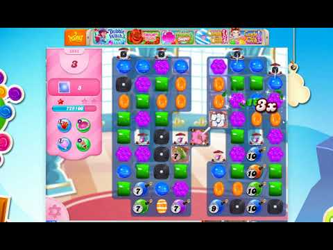 Candy Crush Saga Level 2984 Score 798 220 by Funny❣