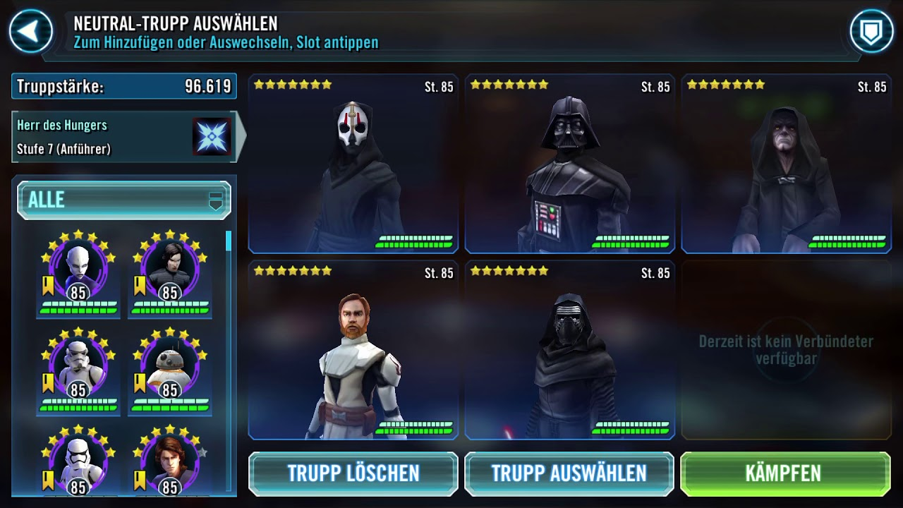 Sith Raid Phase 1 by There is Only One Empire