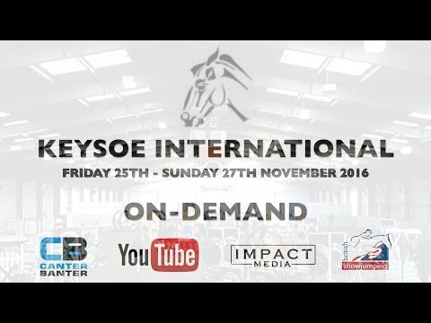 Keysoe International - Sunday - CSI 2* 1.25m