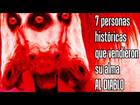 7 PERSONAS HISTÓRICAS QUE VENDIERON SU ALMA AL DIABLO