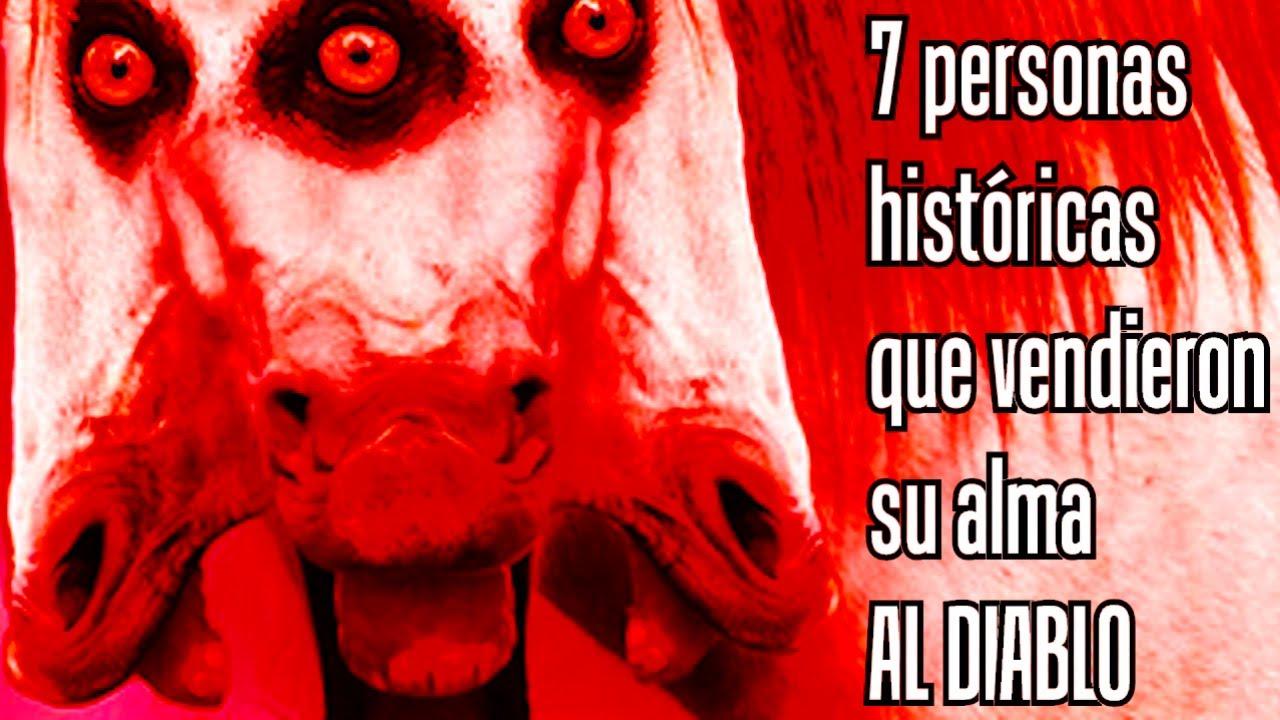 Ver 7 PERSONAS HISTÓRICAS QUE VENDIERON SU ALMA AL DIABLO en Español
