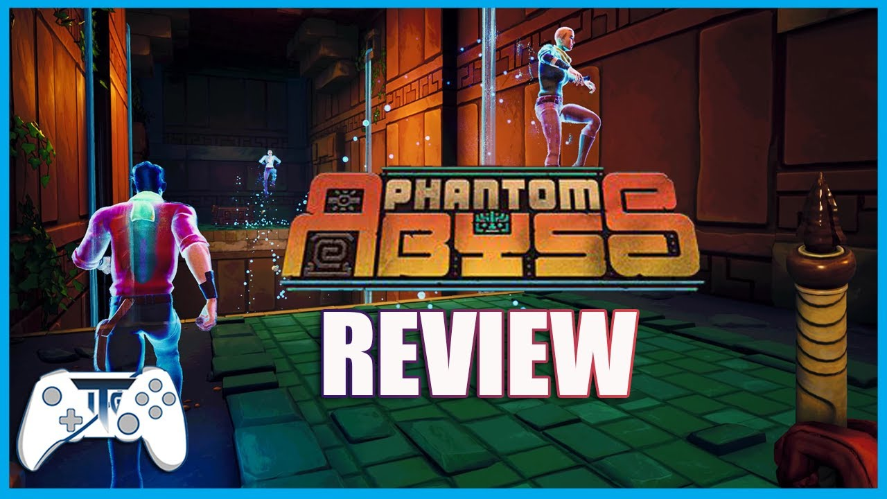 Phantom Abyss Review - Faster! FASTER! OUCH! (Video Game Video Review)