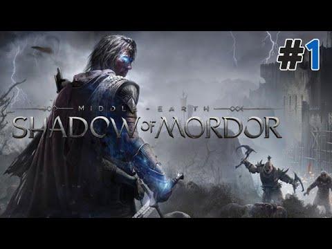 Middle Earth: Shadow of Mordor - Başlıyoruz - Bölüm 1
