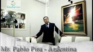 Mr  Pablo Pira - Argentina