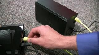 easy setup storcenter network storage