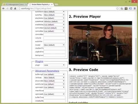Introduction to Adobe Media Server on Amazon Web Services Marketplace