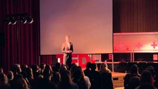 The Power of the Personal Story | Shane Bitney Crone | TEDxAUCollege