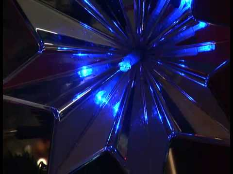Color Changing Tree Topper