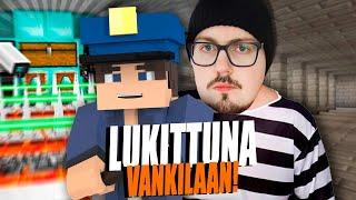 PAKO LUKITUSTA VANKILASTA w/ Jkokki | Minecraft Suomi