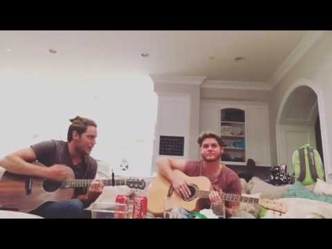 Dominic Sherwood Sing a Song! Amazing!