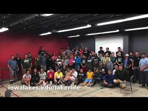 Laker life at Iowa Lakes Community College