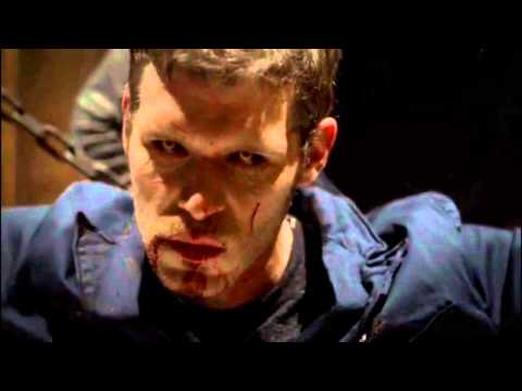 The Originals 1x08 Klaus fights Marcel and his army