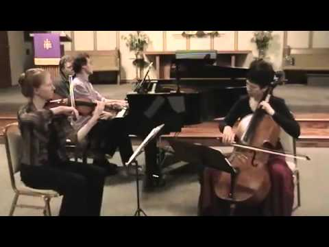 A Piano Trio in Four Dances by Paul Safar
