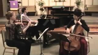 A Piano Trio in Four Dances by Paul Safar