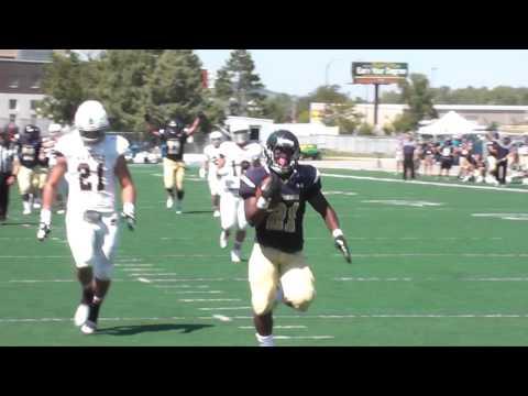 2016 Hardrocker Football Highlights