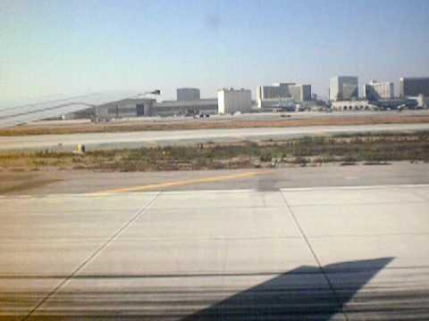 Im In LA Trick, arriving in LAX Airport