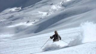 Backcountry Skiing - Black Peak, NZ.mov