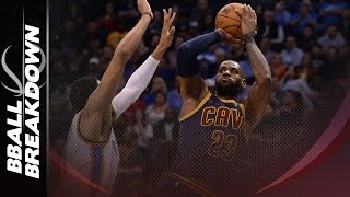 Why LeBron James Improved His 3 Point Shooting