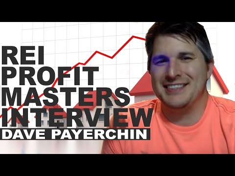 Real Estate Investing Profits Episode  13 Dave Payerchin