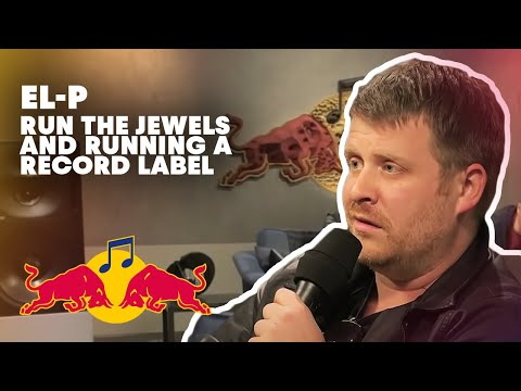 El-P Talks Run The Jewels And Running A Record Label | Red Bull Music Academy
