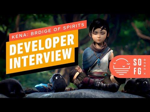 Kena: Bridge of Spirits - Developer Interview   Summer of Gaming 2020