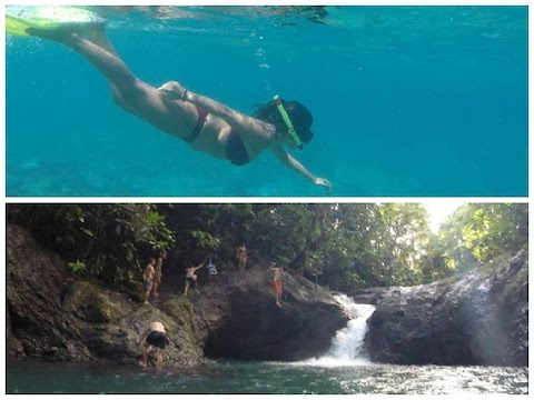 Fiji Part 1: Island Fun, Jungle Trekking and Waterfalls