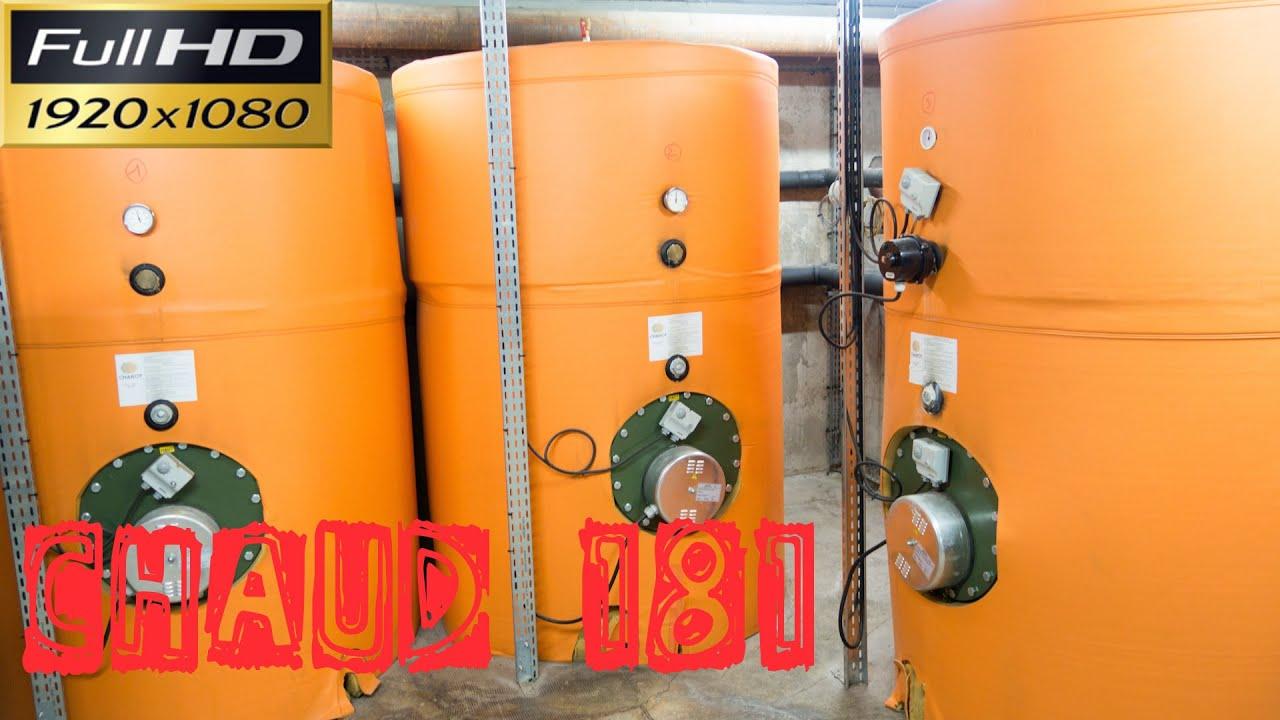 chaud181 pr sentation d 39 une installation d 39 eau chaude sanitaire tout lectrique de 6000 litres. Black Bedroom Furniture Sets. Home Design Ideas