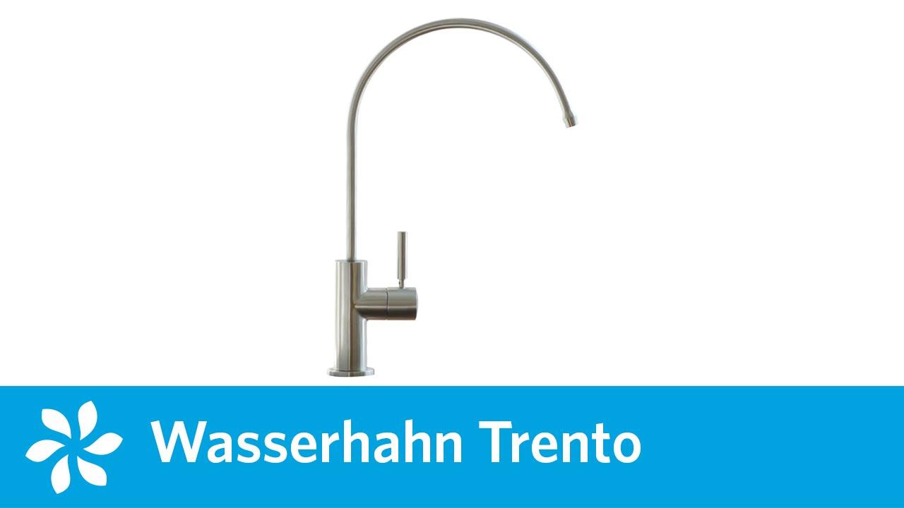 Alvito Wasserhahn Trento - YouTube