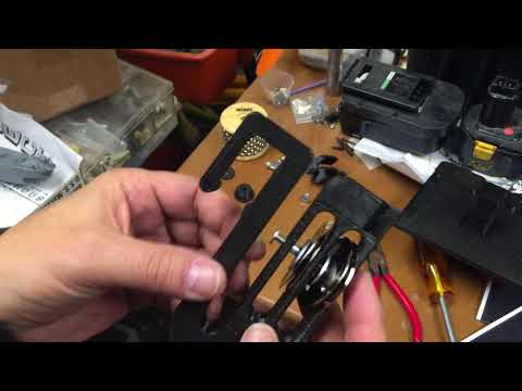 Cajon-Eez Cajon accessory jingle repair/disassemble/reconfigure video