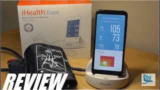 rEVIEW: iHealth Ease, Bluetooth Blood Pressure Monitor