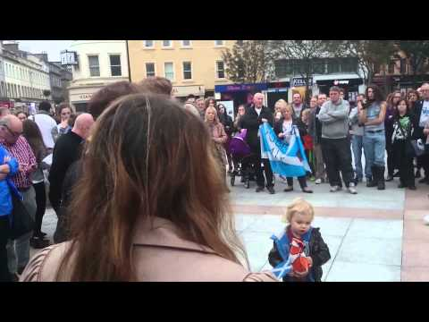 Dundee post independence referendum party Videos combined