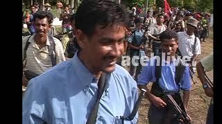 Pasukan Gempur GAM Pimpinan Ishak Daud