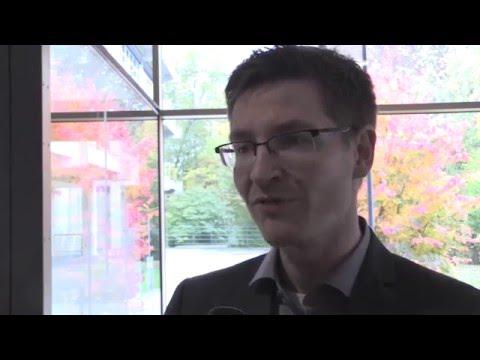 Herman Hollerith Zentrum (HHZ) - Interview Prof. Dr. Christian Decker, Studiendekan